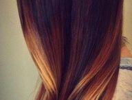 Hair color Ombre/Balyage