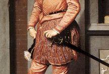 16th century Italian male dress