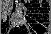 Halloween Tales: Goth Lit / Never mind Freddy Krueger. Get spooked by the masters. This collection of short stories includes some goth standards, as well as surprise-finds we think you'll enjoy, whether it's to get in the Halloween spirit, or just to get in touch with your inner-Goth.