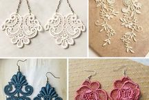 lace earing inspiration