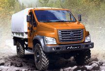 GAZ - C41A23 «Sadko Next»