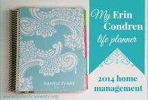 Erin Condren Planner Inspiration