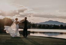 Intimate Sunset Lake Photo