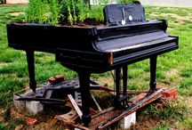 Creative Ways to Upcycle an Old Piano