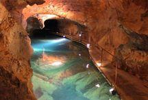 Impressive Caves