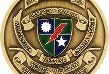 Challenge Coins / Military Challenge Coins