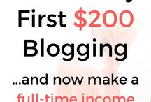 How To Start a Blog | Blogging Ideas and Tips | / How to start a blog.  Blogging for beginners.  General blogging ideas, tips and short cuts.  How to make money blogging.