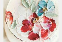 It's Buttercream Petals / It's all to pretty to eat
