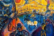 Marc Chagall / Paintings by M Chagall