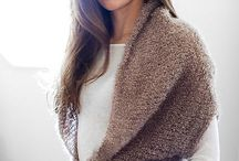 knitting and crochet projects to make / by Cynthia Theroux
