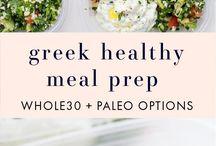one pan • meal prep