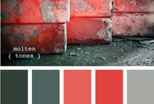 paint colors etc just different colors I like / by Lynn Brown