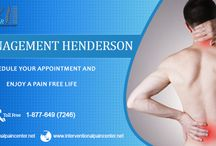 Pain Management Henderson