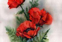 Kwiaty grafiki