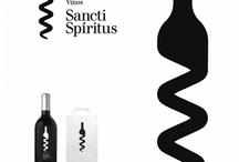 wine logo branding