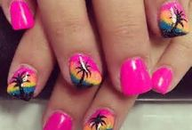 Nails!!!!!!!! / by Stacy Shumate