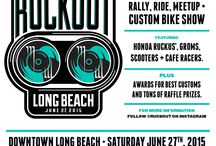 RUCK OUT LBC 2015 / Fourth Annual Rally, Ride, Meetup & Custom Bike Show  Featuring Honda Ruckus',Groms, Scooters & Cafe Racers  Plus Awards for Best Customs & Tons of Raffle Prizes  For more info INSTAGRAM @RUCKOUT