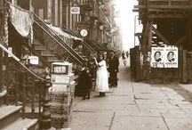 New York 1900's