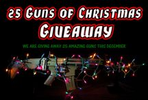 25 Guns of Christmas Giveaway