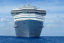 #BARCOS DE CRUCERO / Los barcos de crucero. Un lujo a nuestro alcance.