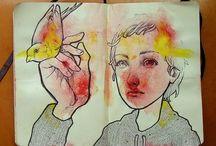 Nice artwork / by Remi Meulen