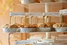 Pies and Pastries / by Kirsti Hanech