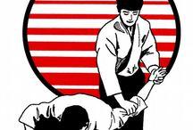 Aikido Logo / logos inspired by aikido