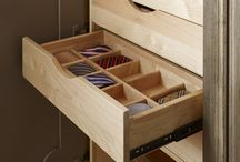 Organizing Spaces  / by Habersham Home
