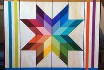 Barn quilt patterns