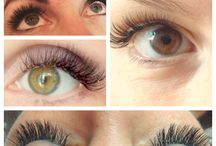 Volume Lashes / Semi-permanent eyelash extensions