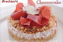 Food: Cheesecakes salate