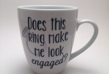 Engagment gifts / Gift ideas for the newly engaged couple