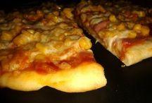 lusta pizzatészta