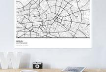 MAP MAKER | Stadtplan selbst gestalten / Dein Kiez, dein Hood,... egal welches Fleckchen erde du liebst: mit dem Bilderwelten Map Maker kannst due deinen individuellen Kartenausschnitt zum Wandbild werden lassen. Entscheide selbst welche Größe, welchen Style und welche farbe dein Bild bekommen soll und häng dir deinen ganzen Stolz an deine Wand - oder verschenk die Map! Viele freude beim Gestalten: https://www.bilderwelten.de/mapmaker/