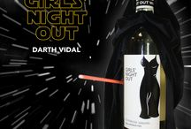 Girls' Night Out: The Wine Awakens / Star Wars: The Force Awakens