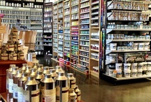 Art Supply Stores.