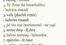 Yoga Playlists
