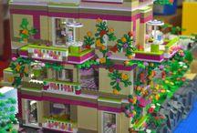 Idéer för hemmet / Lego, lego och lego friends samt lego och en och annan inrednings ide