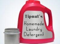 Homemade Detergents