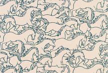 Wallpaper & pattern euforia