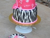 Decorated Cakes 4 / by Heather Kugelman