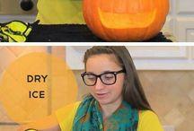 Hallowen pumpkins