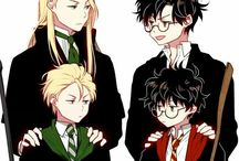 ❤Harry Potter Anime❤