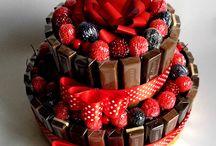 csoki+ virág Dekor