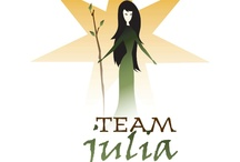 Literary Ladies: Julia Wicker