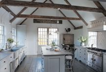 Charming Kitchens and dining