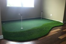 Golf for house