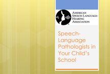 Speech Pathology  / by Olesya Egelova