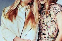 Inspiration Olsen Twins