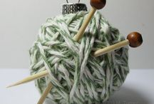 knit 1 purl 2 ~ happy hooking / by Kristin VanCleave